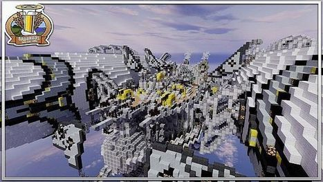 Starflash Map   Minecraft 1.7.4/1.7.2   Map for Minecraft   Scoop.it