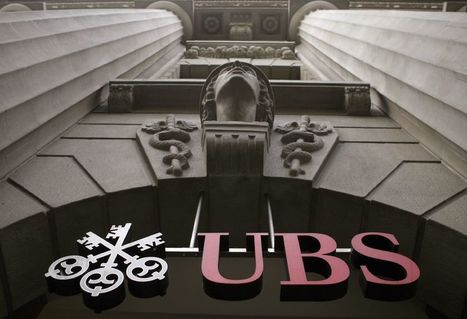 Zo klinkt een internationale bank #branding UBS | Creative Feeds | Scoop.it