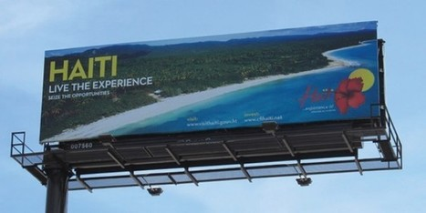 Haiti starts mass media tourism campaign in Miami | Tourism Social Media | Scoop.it