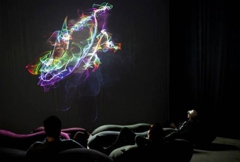Interactive Light Installation at STRP Biennale | Arts numériques | Scoop.it