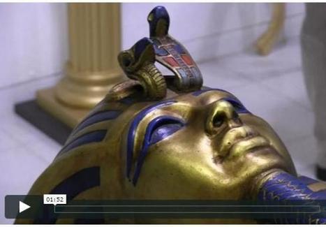 La presencia del Museo Egipcio acerca a León un primer grado de Egiptología | Egiptología | Scoop.it