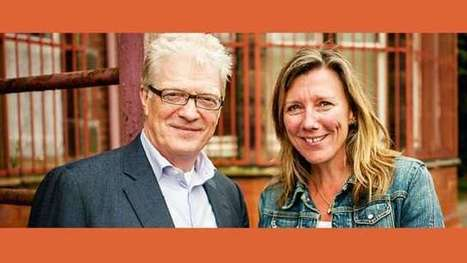 Why Sir Ken Robinson Thinks Schools Are a Barrier to Creativity - EdTechReview™ (ETR) | Ideas 4 teachers | Scoop.it