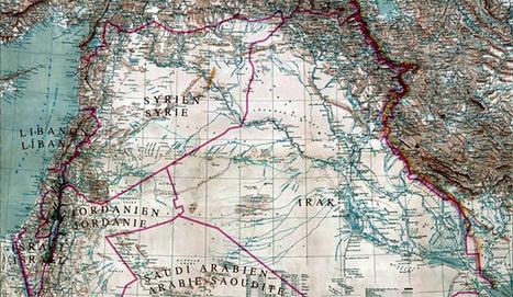 100 ans de guerre au Moyen-Orient - ARTE   Quoi de neuf sur le Web en Histoire Géographie ?   Scoop.it
