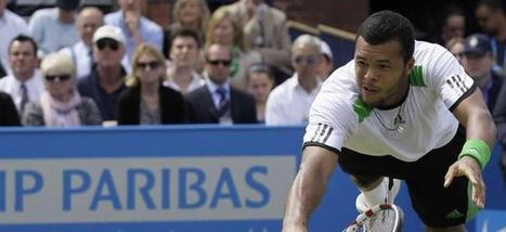 Tsonga maîtrise le maître | France-Soir | Scoop.it