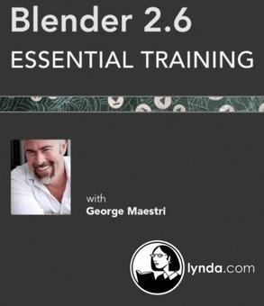 Blender 2.6 Essentials Training Review   BlenderNation   Blender 3D graphics Tutorial   Scoop.it