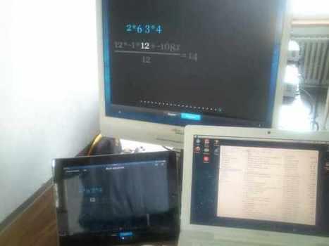 iPad a projektor – nyní i pro PC | moderní výuka | Scoop.it