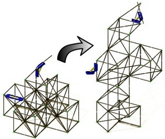 Truss-crawling robots build their own structure to climb on « Ponoko – Blog | Robots and Robotics | Scoop.it