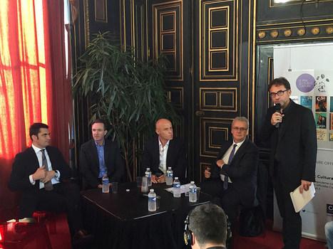 FIBD : réunion au sommet au ministère de la Culture... pour 2018   Mairie d'Angoulême   Scoop.it