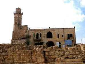 Nebi Samwil | Jewish Virtual Library | historical sites in israel and biblical sources | Scoop.it