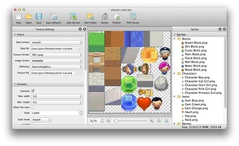 TexturePacker – Features   TexturePacker   Het web van vandaag   Scoop.it