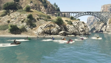 Report: 'GTA 5' Is On Its Way To PC - Forbes | PC Gaming | Scoop.it