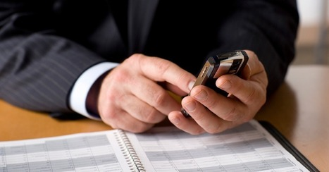 Your Next Job Application Could Be Via Smartphone | HR Technology & Trends | Scoop.it