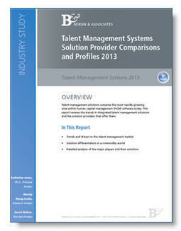 The 2013 Talent Management Systems Market: Explosive Growth and Change | Talent Development | Scoop.it