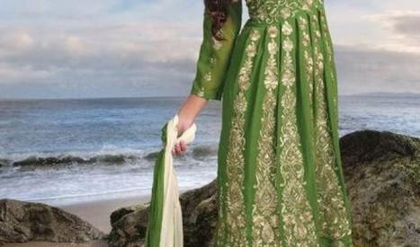 Beautiful Semi-stitched Anarkali Salwar Suit   Openads   Free Indian Classifieds           www.openfreeads.com   Scoop.it