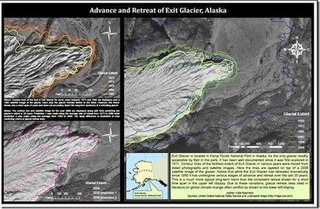 Retreating Alaskan Glacier Reveals Remains Of Medieval Forest | Climat | Scoop.it
