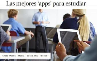Algunas Apps para estudiar | #TuitOrienta | Scoop.it