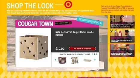 Acheter sur sa télévision avec Target et TBS | Omnicanal | Scoop.it