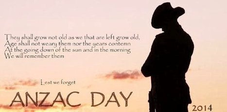 Best Short Happy Anzac Day Quotes and Sayings 2014 Wishes Messages | Wishes Quotes | Scoop.it