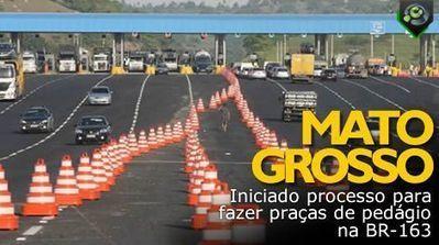 LUCAS DO RIO VERDE: Iniciado processo para fazer praças de pedágio na BR 163 | Lucas do Rio Verde | Scoop.it