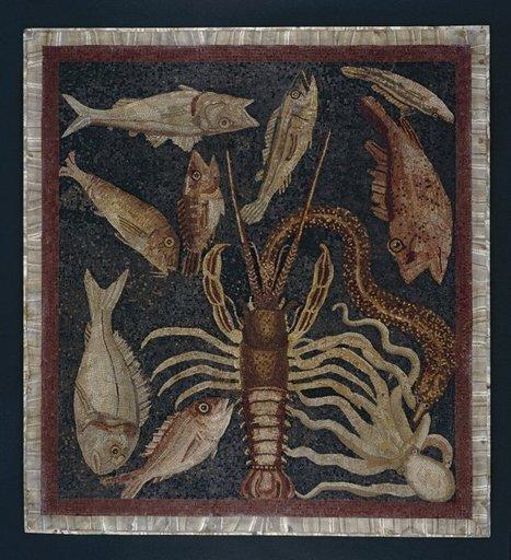 Mosaic Floor AD 100 Roman | Roma Antiqua | Scoop.it