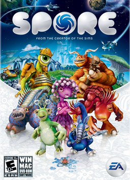 Spore  - Wikipedia, the free encyclopedia | Digital Delights - Avatars, Virtual Worlds, Gamification | Scoop.it