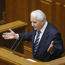 «Ucraina sull'orlo della guerra civile». Il primo capo di Stato dopo la fine dell'Urss scuote il Parlamento   Si Parla Di   Scoop.it