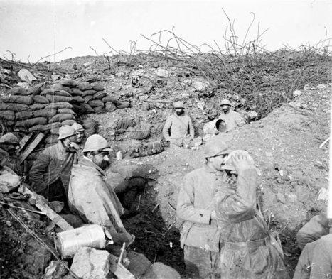 Première Guerre mondiale - Mémoire des Hommes | Enseigner l'Histoire-Géographie en Première ST2S | Scoop.it