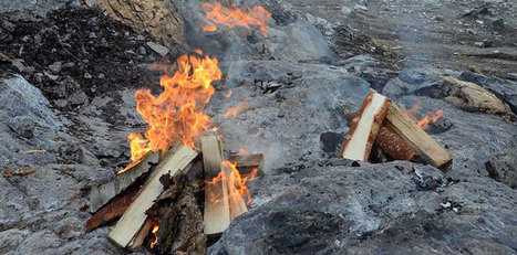 Burning rock: Fire setting at the Stone Age Melsvik chert quarries | Mégalithismes | Scoop.it