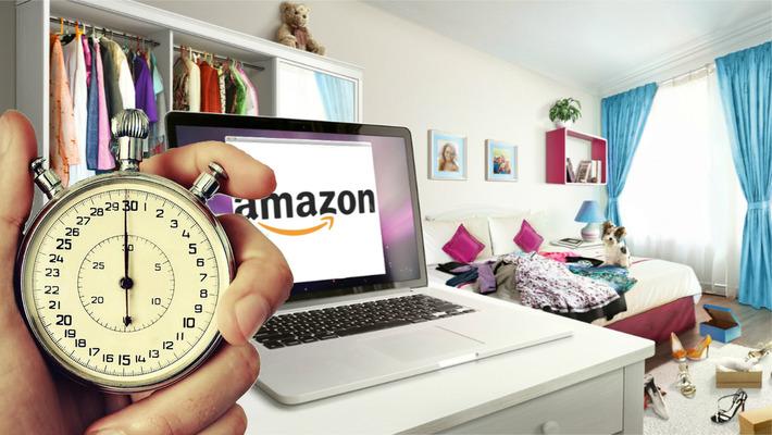 Amazon prêt à lancer la livraison garantie en une heure à Paris? | Digitalisation & Distributeurs | Scoop.it