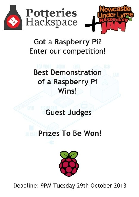 Raspberry Pi Competition | Raspberry Pi | Scoop.it