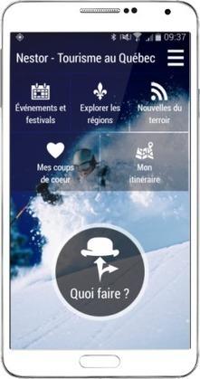 L'application Nestor – Tourisme au Québec connait une hausse d'utilisation de 233 % | Le site www.clicalsace.com | Scoop.it