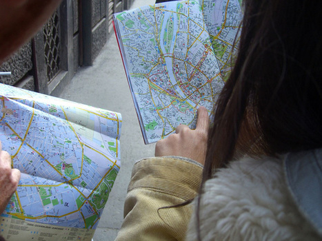 Bad at Reading Maps? Maybe Your Brain Just Needs Better Maps - Wired | Location Is Everywhere | Scoop.it