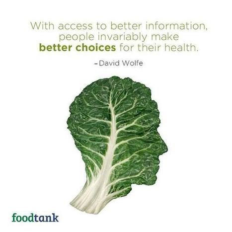 Food Tank on Twitter | Dietitians as a key professional to improve health | Scoop.it
