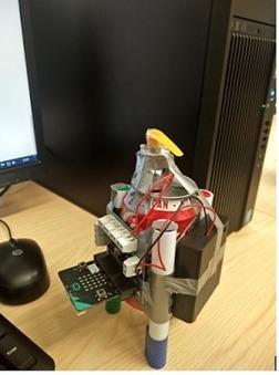 Micro:bit Junkbot for use in schools | Robots in Higher Education | Scoop.it