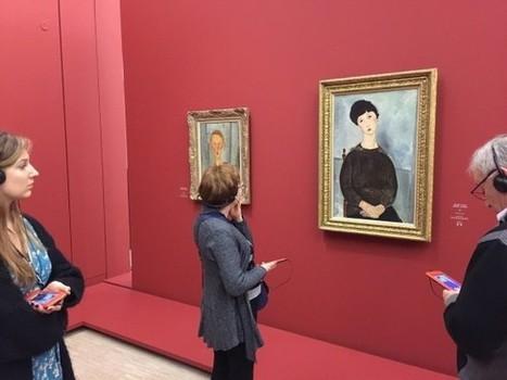 Pour découvrir l'art, la Génération Y américaine préfère Instagram à une visite de musée | Tourisme, culture et NTIC | Scoop.it