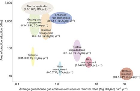 Climate-smart soils : Nature : Nature Publishing Group   plant cell genetics   Scoop.it