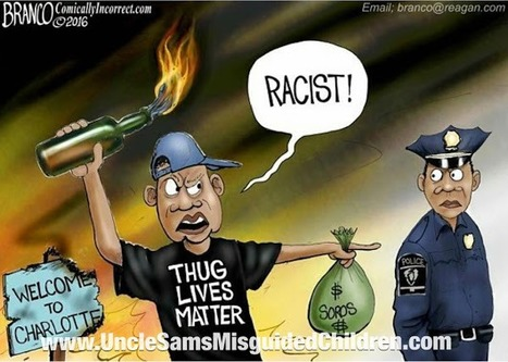 The root of the problem ...  America is being played like a fiddle.   Criminal Justice in America   Scoop.it