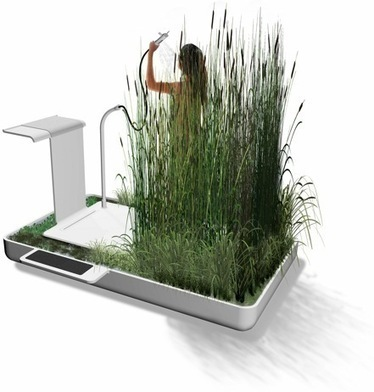 Mini Eco System Phyto Purification Bathroom | Tuvie | Modern Filipino Architecture | Scoop.it