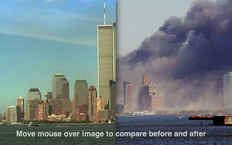 9/11: New York before and after the attacks | Transmedia: Storytelling for the Digital Age | Scoop.it