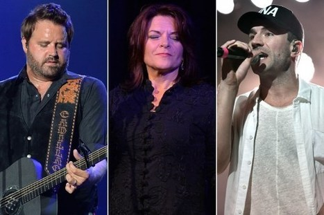 Artists Who Have Never Won a CMA Award | Country Music Today | Scoop.it