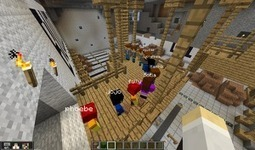 Learn to Play: Minecraft in the classroom | Library learning centre builds lifelong learners. | Scoop.it
