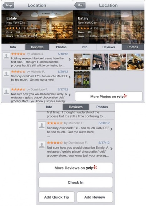 Yelp Elevated By Apple Relationship, Second Only To Google In Local Importance Now | Local SEO and Local Search Marketing News | Scoop.it