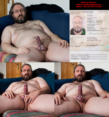 Exhibitionist Markus from Bochum - Free hot porn pictures! | bear | Scoop.it