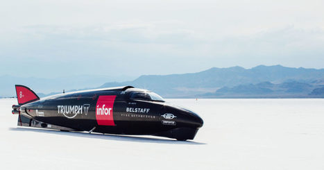 What It Takes to Make a Motorcycle Hit 400MPH | Heron | Scoop.it