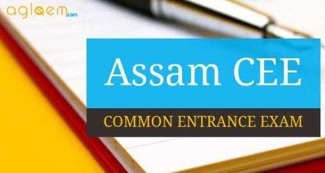 Assam CEE Exam 2014 Important Dates   Eligibility Criteria   Exam Results & Exam Dates   Exam Updates   Scoop.it