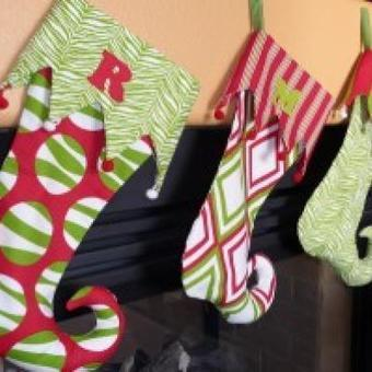 funkify-your-christmas-stockings.jpg (400x400 pixels) | Christmas stocking ideas | Scoop.it