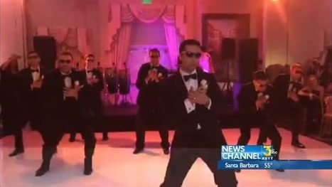 An Epic Surprise: Groom Surprises His Bride with a Must-See Dance - KEYT | Tips for Grooms | Scoop.it