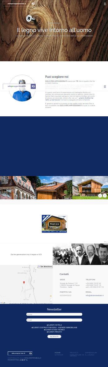 Costruzioni in legno Val di Fassa e Fiemme - Trentino Alto Adige | geneticamultimedia | Scoop.it