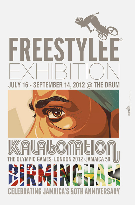 Experience Freestylee the Artist Without Borders | Graphic Design by MediabeetlesUK | Scoop.it