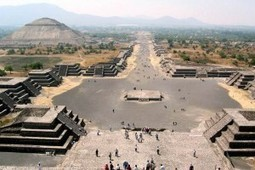 Aseguran que revuelta social causó caída de Teotihuacan | Ecriture Maya | Scoop.it